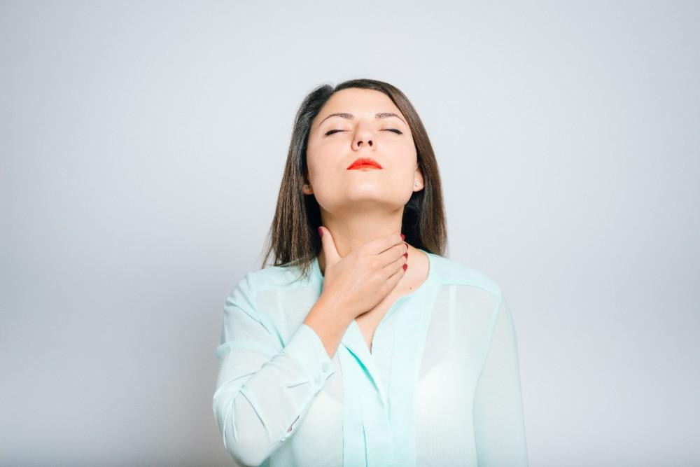 Signs of Throat Cancer