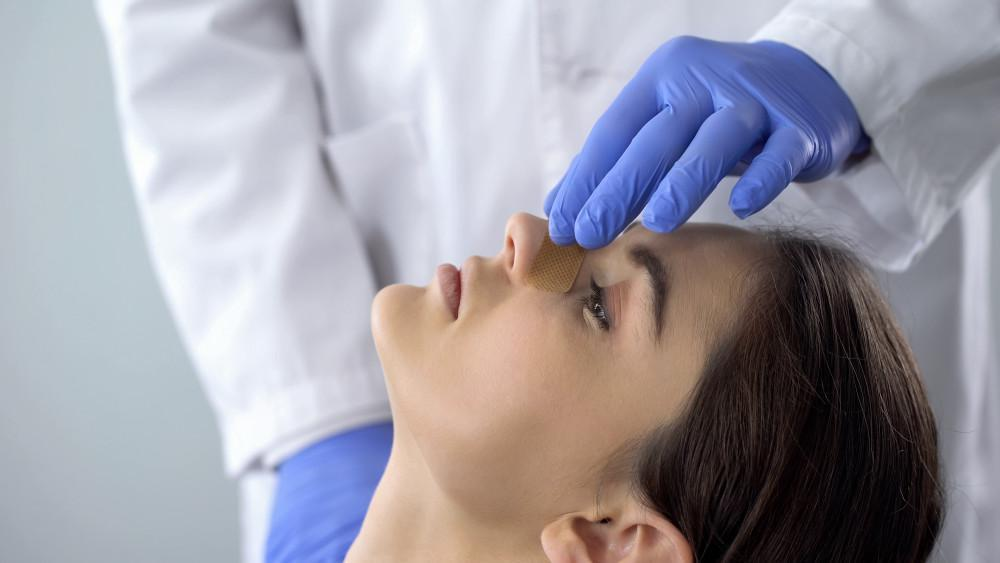 What to Expect When You're Recovering from Nose Surgery