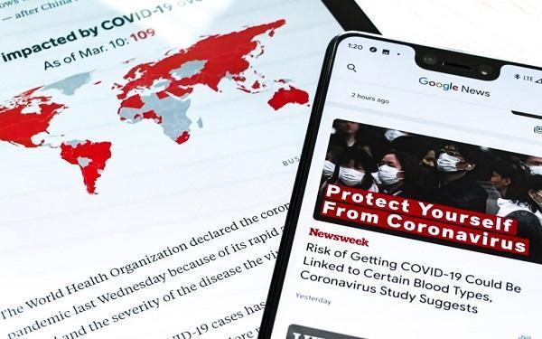 CHR's COVID-19 Bulletin, April 13, 2020