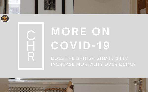 More On COVID-19