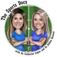 The Sports Docs Podcast logo