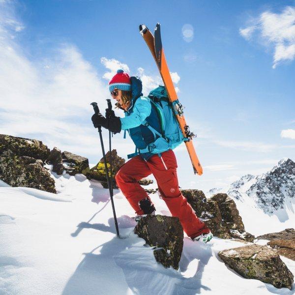 Ski and Dr. Logan