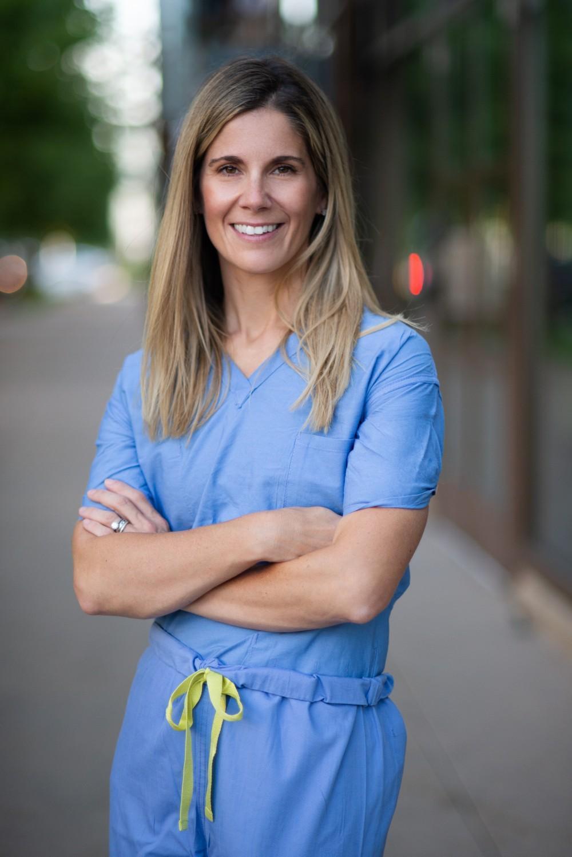 Dr. Catherine A. Logan Headshot