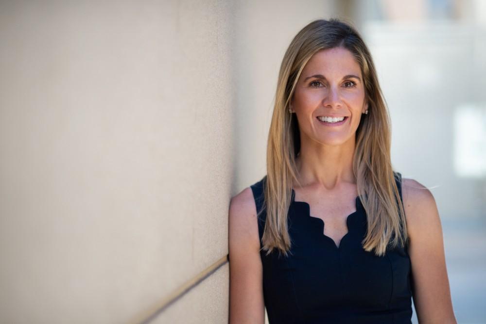 Dr. Catherine Logan Headshot
