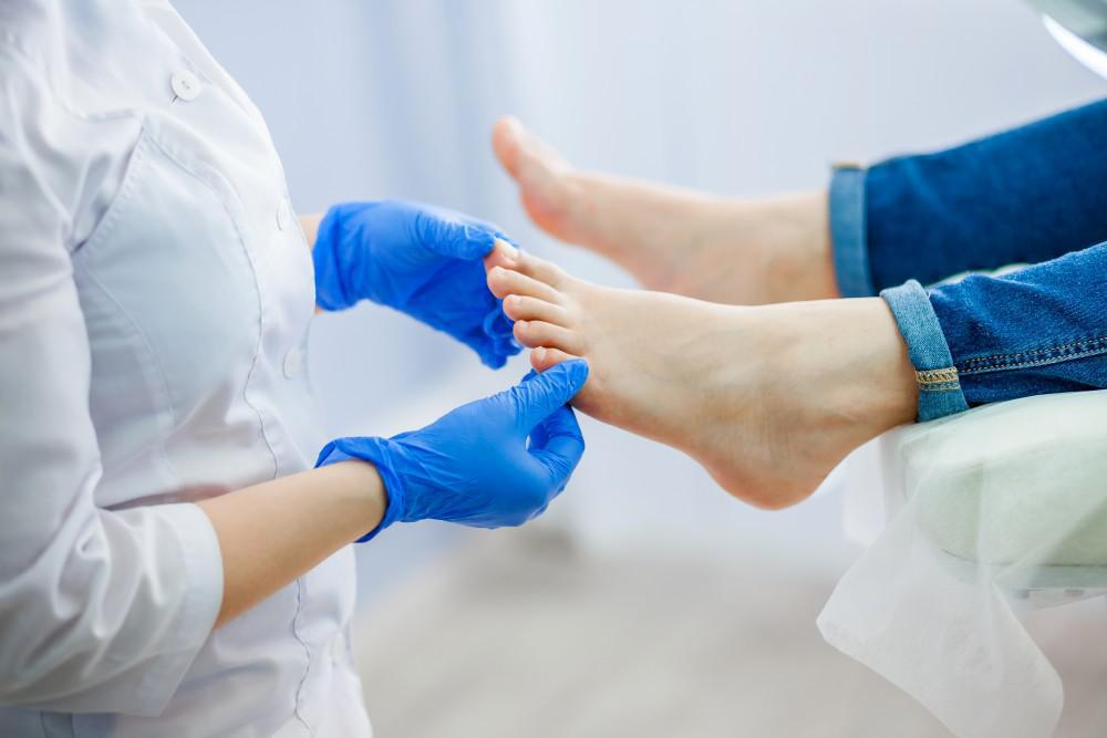 Why Patients with Diabetes Must Pay Extra Attention to Their Foot Care