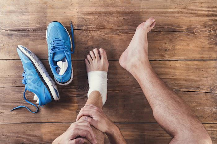 How Radial Pulse Therapy Can Help Heal Your Sprained Ankle