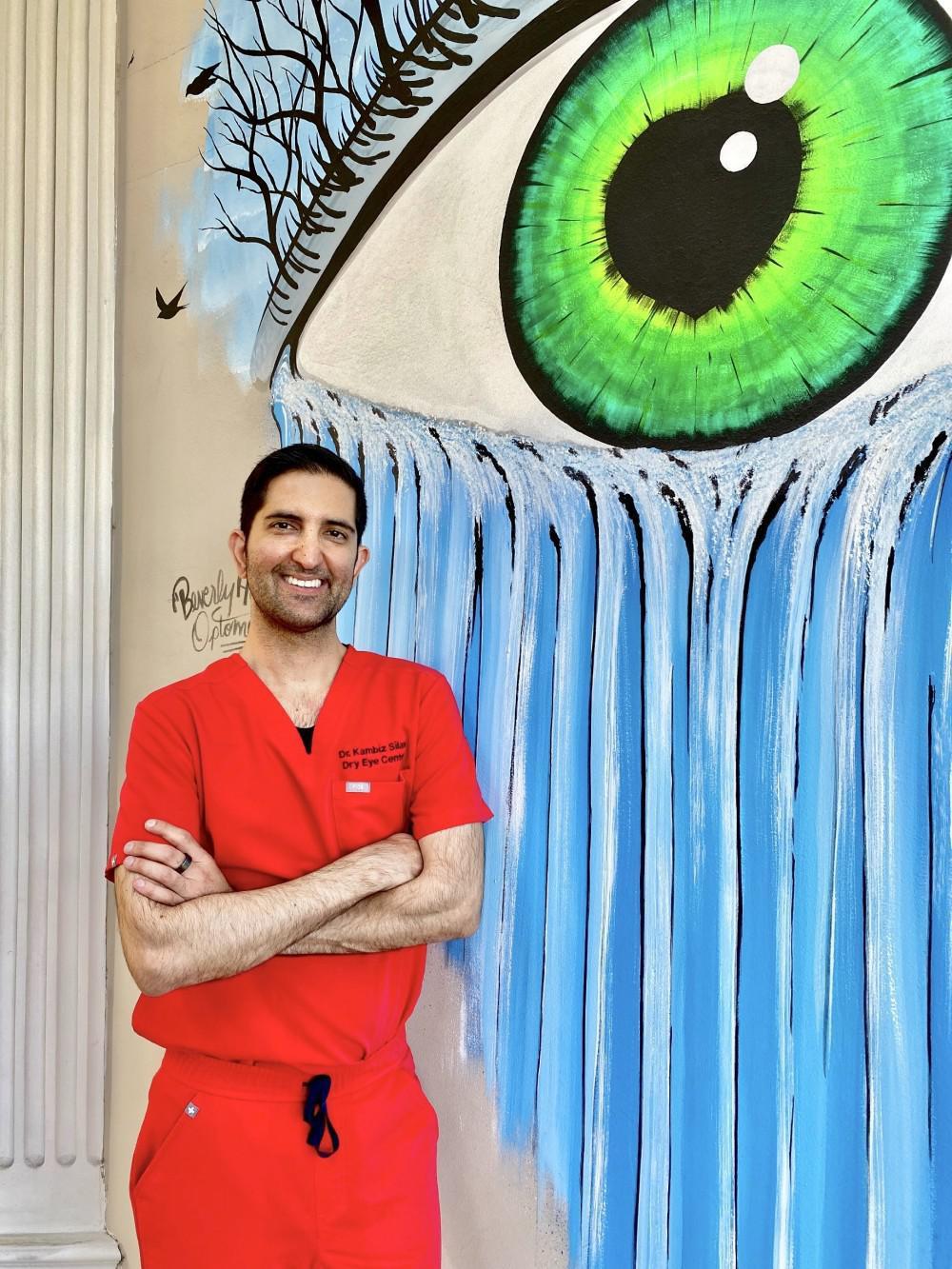Dr Kam Silani of Beverly Hills Optometry: Advanced Dry Eye Center