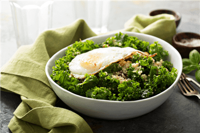 Five Important Health Benefits of Eating Kale