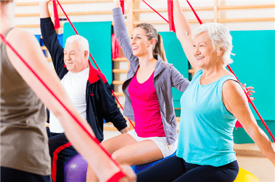 Over 65 Exercise to Reduce the Risk of Heart Disease