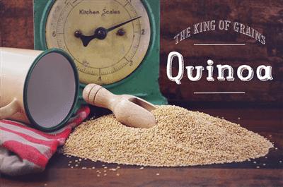 Quinoa Belly Fat and Magnesium