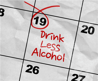 Lowering Alcohol Intake May Improve Your Health
