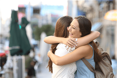 How does Hugging Improve Your Health
