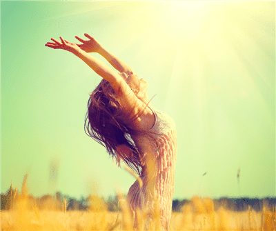 10 Minutes of Sun Exposure for Better Health