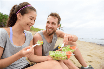 Lose Weight with 5 Meals a Day