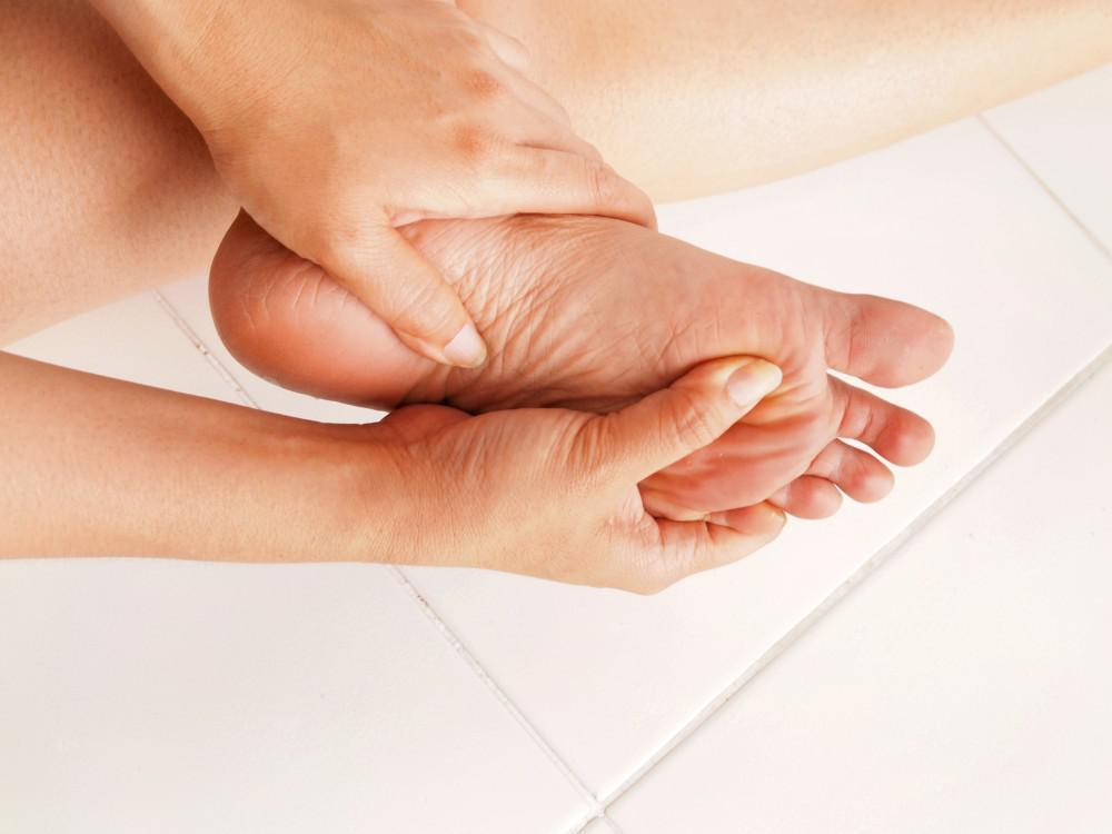Signs of a Diabetic Foot Ulcer