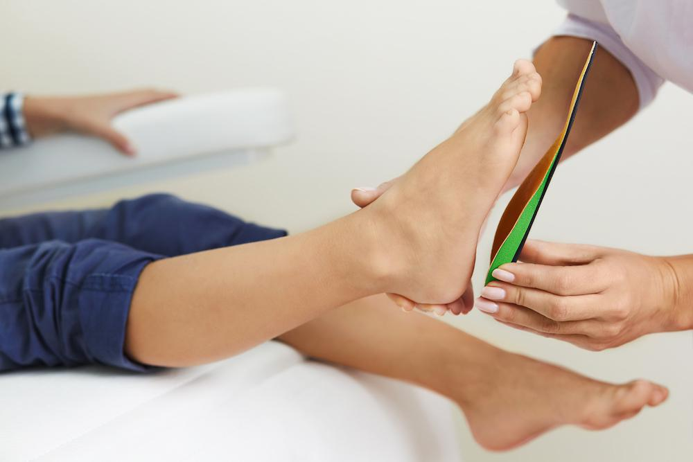 How Orthotics Can Help Your Posture Problem