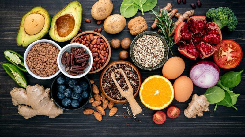 Plant-Based Diet Foods