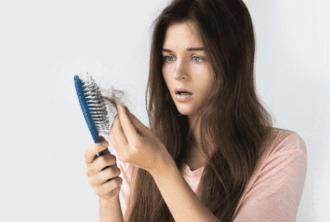 What to Do About Hair Loss