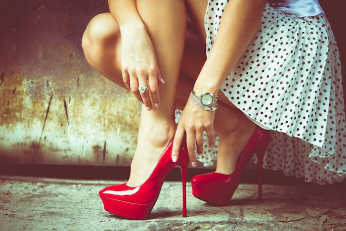 How High Heels Affect Nerves in Your Feet