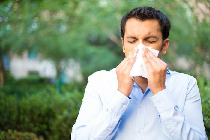 Five Types of Allergies