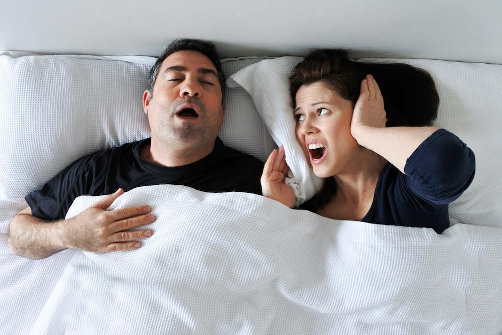 Understanding What's Causing You to Snore