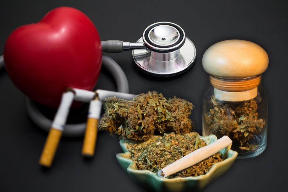 Marijuana May Cause More Heart Attacks