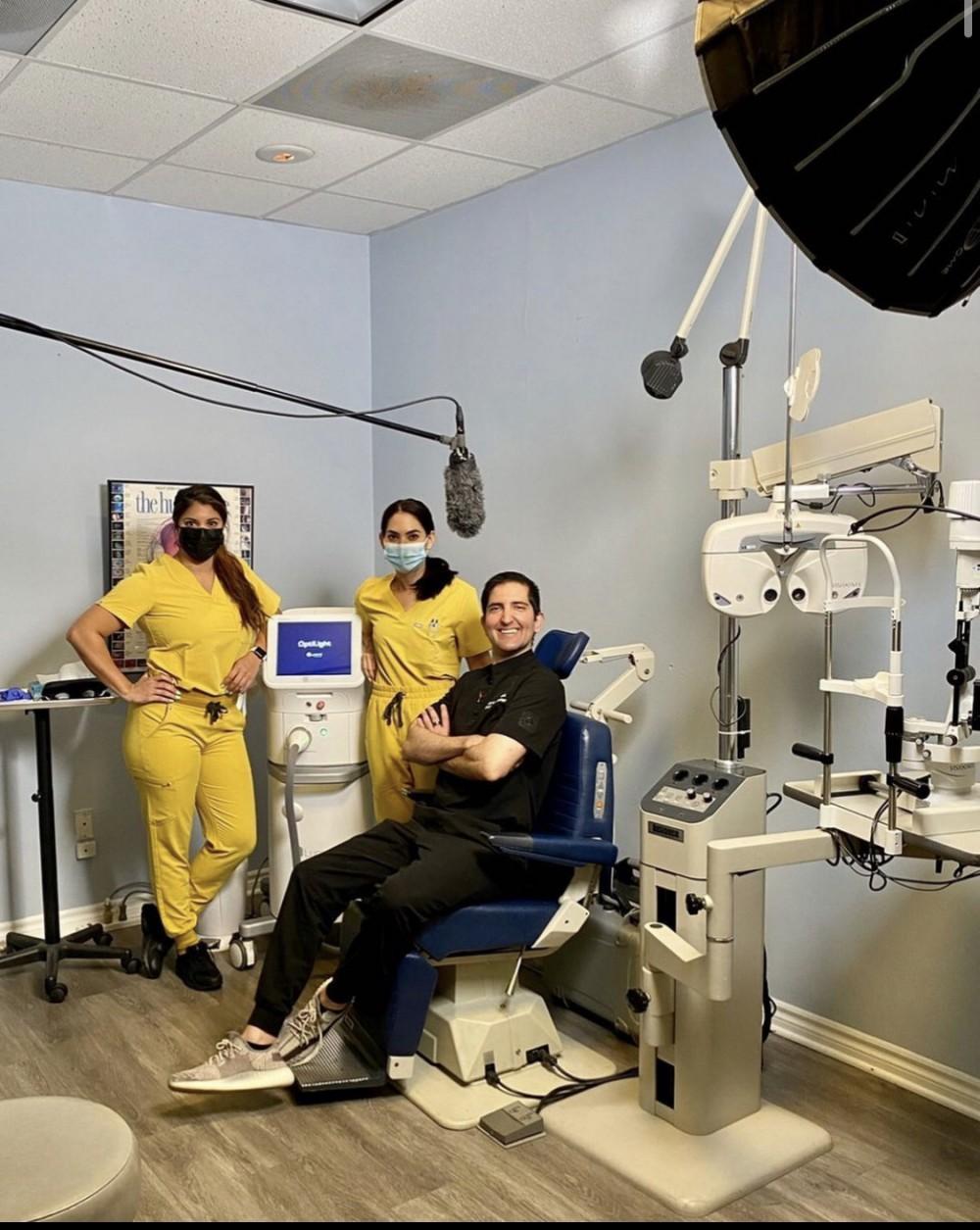 Beverly Hills Optometry Dry Eye Team
