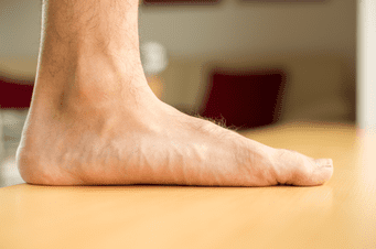Discussing flat feet in Adults and Kids - what causes it and how do we treat it?
