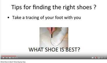 What Shoe Is Best? Shoe Buying Tips