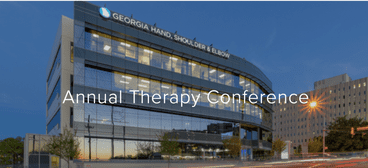 Annual Therapy Conference Building