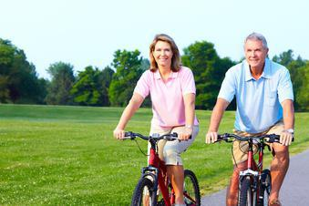 Regular exercise is one of many ways to lower your risk for a heart attack.