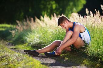 Progressive Podiatry, sports injuries, sneakers, soles