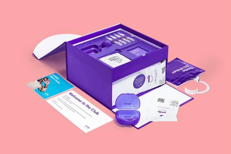SmileDirectClub device kit