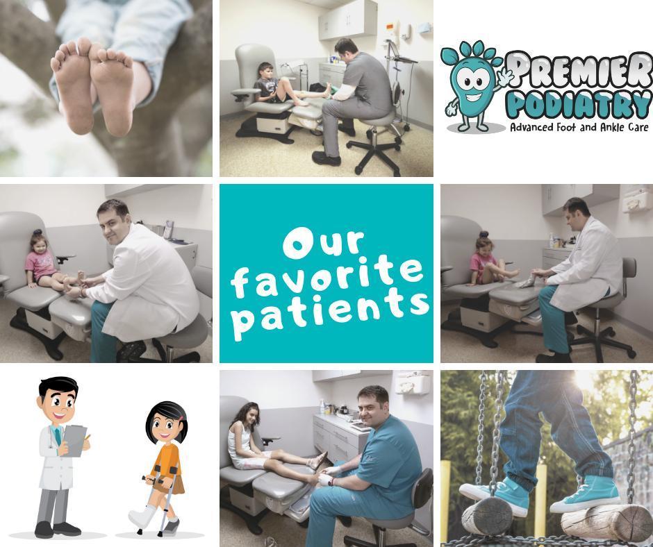 our favorite patients